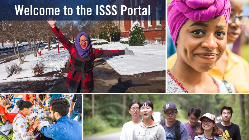 Welcome to the ISSS Portal